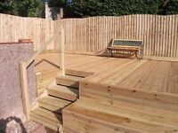 // Joiners & Glaziers // Timber Decking & Fencing specialists //