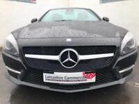 2014 14 MERCEDES BENZ SL350 AMG LINE - NEW MODEL - STUNNING COMBO - PX/FINANCE