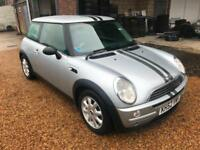 2003 Mini Mini 1.6 ( Salt ) One - 12 MONTHS MOT