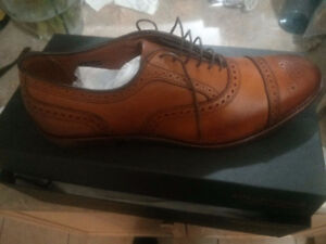 Allen Edmonds Walnut Strands - 13D