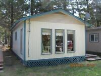 CABIN FOR SALE IN CLEAR LAKE, MANITOBA