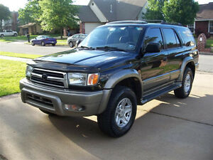 1999 Toyota 4Runner Limited - Very Well Maintained