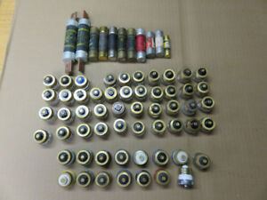 Electrical panel fuses