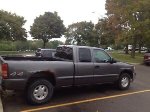 Gmc Sierra for sale. Engine works great low kms