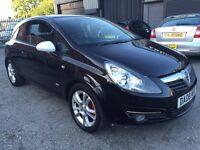 Vauxhall Corsa 1.3 CDTi 16v SXi 3dr£2,000 LONG MOT,TOP OF THE RANGE MODEL, CHEAP INSURANCE AVAILABLE
