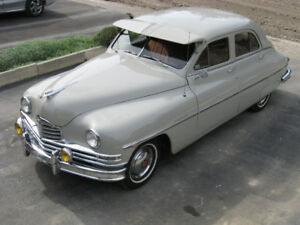 1949 Packard Deluxe Touring Sedan