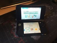 Like New latest model Nintendo 3DS with SD Card