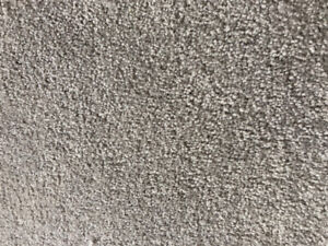 Carpet (brand new 35oz light grey.) $1 SQ FT. Assorted formats.