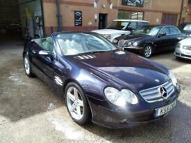 image for 2005 MERCEDES SL 3.7L SL350 2d AUTO 245 BHP Convertible Petrol Automatic