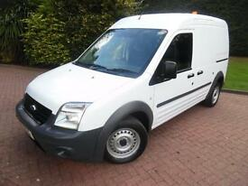 2012/62 Ford Transit Connect T230 1.8TDCi LWB HIGH ROOF PANEL VAN
