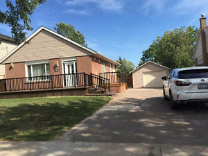 2 BR with 2 Full WR Basement available For Lease in  Oakvile ON