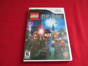 Harry Potter LEGO Years 1 - 4 (Wii)