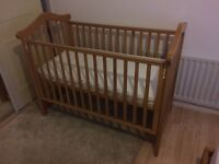 Cosatto Baby Cot Bed