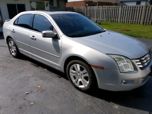 2006 Fusion SEL safetied and etested