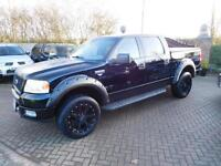 2004 54 Reg Ford F150 4x4 4.6 V8 Double Cab No VAT