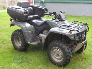 2002 honda 350