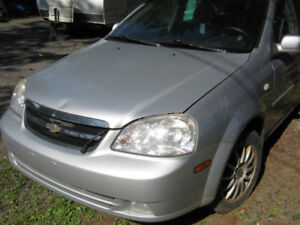 chevrolet optra station2006, automatique full equipe bas milage