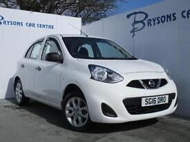 2016 16 Nissan Micra 1.2 ( 80ps ) Vibe for sale in AYRSHIRE