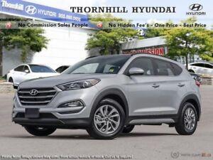 2018 Hyundai Tucson 2.0L AWD Luxury  - Navigation