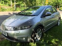 Honda Civic 2.2i cdti lovely car must look!!!