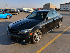 Mercedes-Benz C63 AMG Must Sell!!