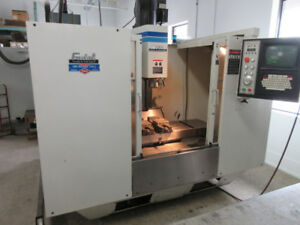 FADAL VMC -3016HT CNC VERTICAL MACHINING CENTER