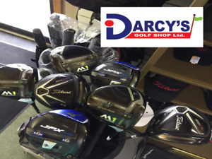 Assorted Clearance Golf Clubs