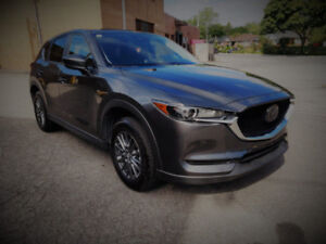 Brand new Mazda CX5 for Lease Transfer with 5000$ cash incentive