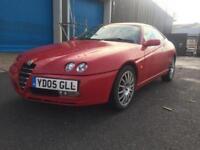 Alfa Romeo GTV 2.0JTS Lusso