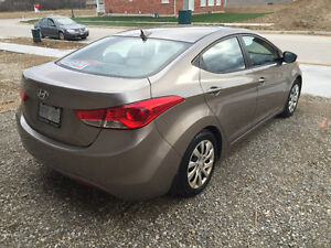 2013 Hyundai Elantra GL Sedan Kitchener / Waterloo Kitchener Area image 5