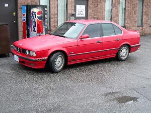 1991 BMW 5-Series Sedan