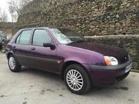 Ford Fiesta 1.8TDdi 2000.5MY LX