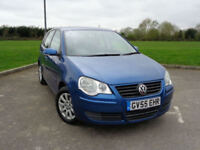 Volkswagen Polo 1.4 ( 75PS ) 2006MY SE