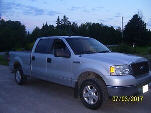 2008 Ford F-150 SuperCrew XLT Pickup Truck-REDUCED