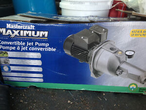 Jet Pump Like New
