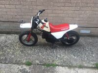 Pw 50 scrambler bike, not pitbike/65/85 2 stroke