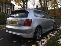Honda Civic 2.0 I Vtec Type R 12 Months Mot Full Service History Good Mileage