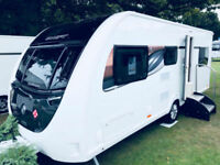 Swift Challenger 560 - with Lux Pack and Alde heating