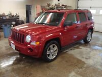 2009 JEEP PATROIT 4WD 4DR $4950 TAX'S IN CHANGED INTO UR NAME