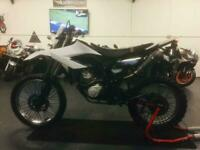 2014 Yamaha WR125 125cc == we accept p/x / sell us your bike