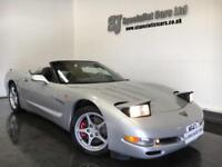 2000 Chevrolet corvette C5 5.7 auto Convertible *65K Full History* UK SPEC CAR!