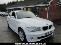 2006 06 BMW 1 SERIES 120D SE 5 DR DIESEL