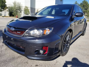 2011 Subaru Impreza WRX  w/Limited Pkg CERTIFIED+2years warranty