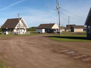 Vacation seaside cottage rental, cottages for rent cap pele,n.b.
