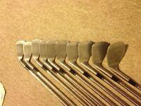 Golf clubs set of irons
