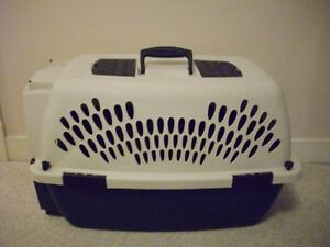 NEW DOG CRATE with FOUR SMALL DOG COATS