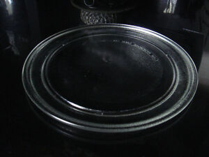 MICRO ONDES-PLAT VITRE/MICRO OVEN-GLASS PLATE-PETIT/SMALL (NEW)