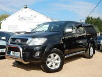 2011 61 Toyota Hilux 3.0 D-4D Invincible Crewcab Pickup 4dr - RAC DEALER
