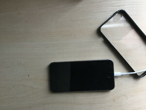 iPhone SE 64GB - Noir