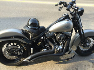 Like New H-D Springer Crossbones